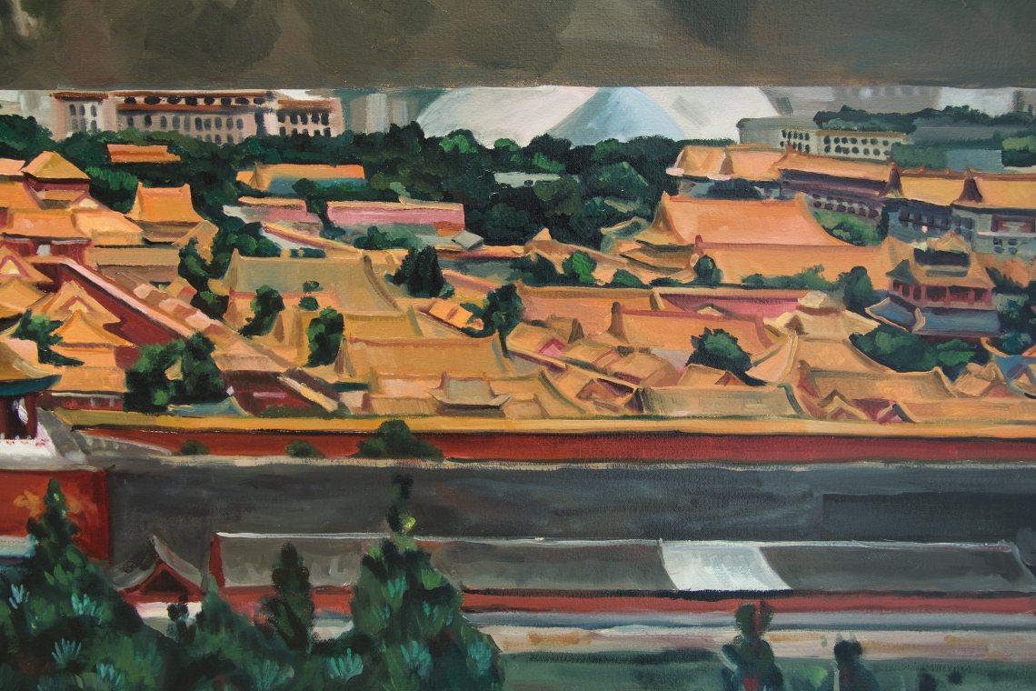 Forbidden City - Detail 2