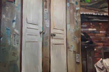 Hutong Wall - Detail 5