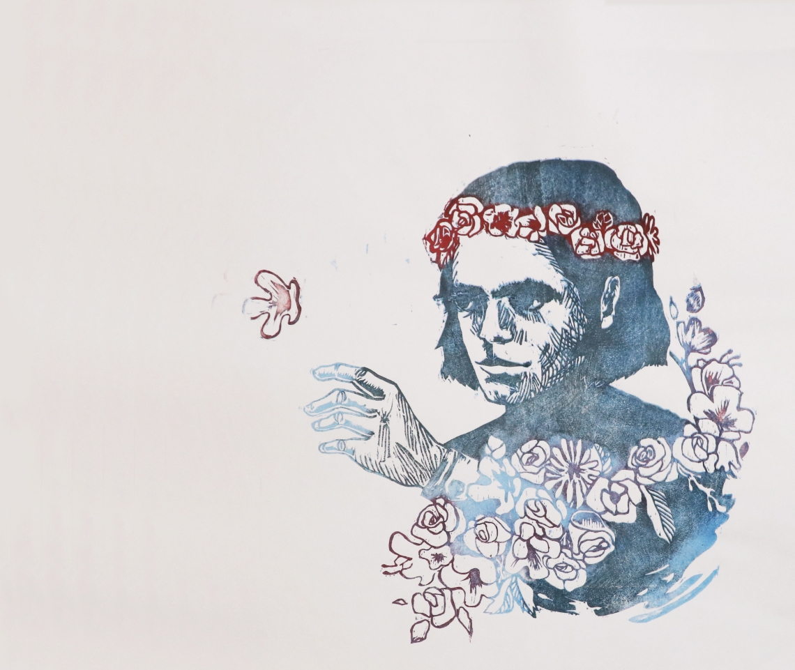 Print - Bucky 2